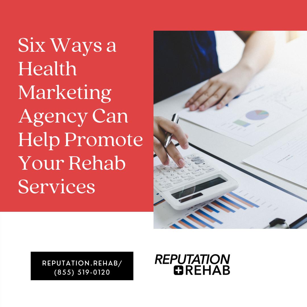 health marketing agency