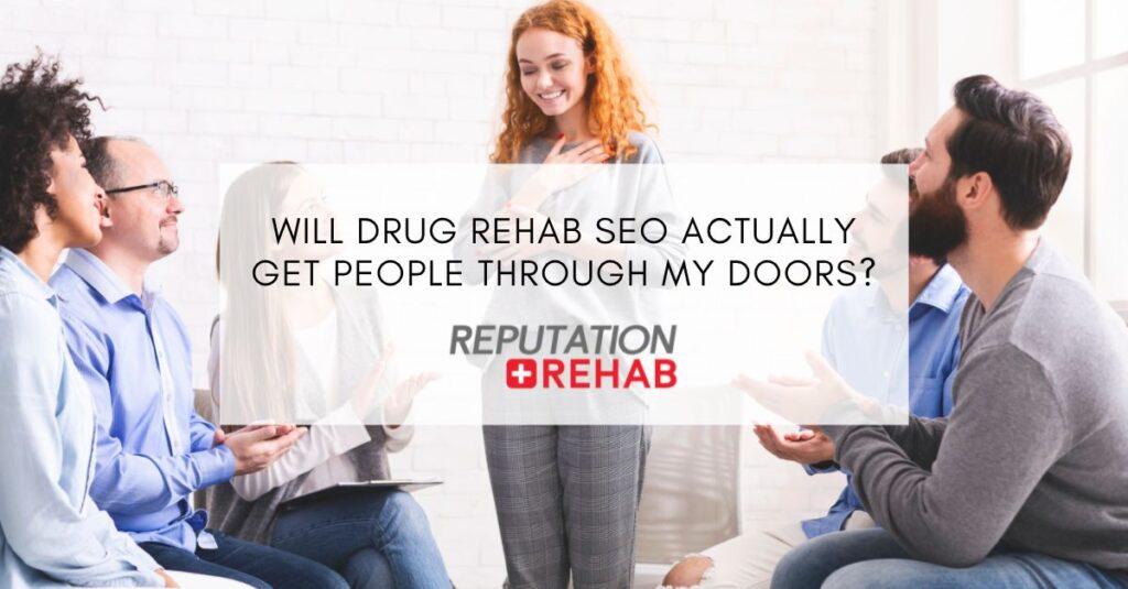 drug rehab seo